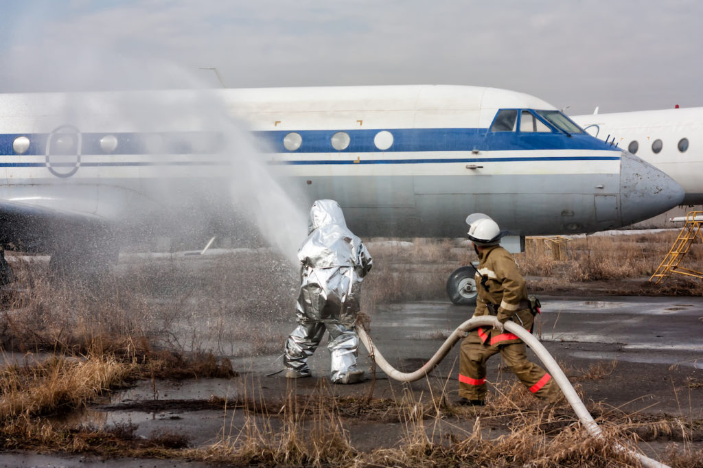 Orange County airplane accident attorney