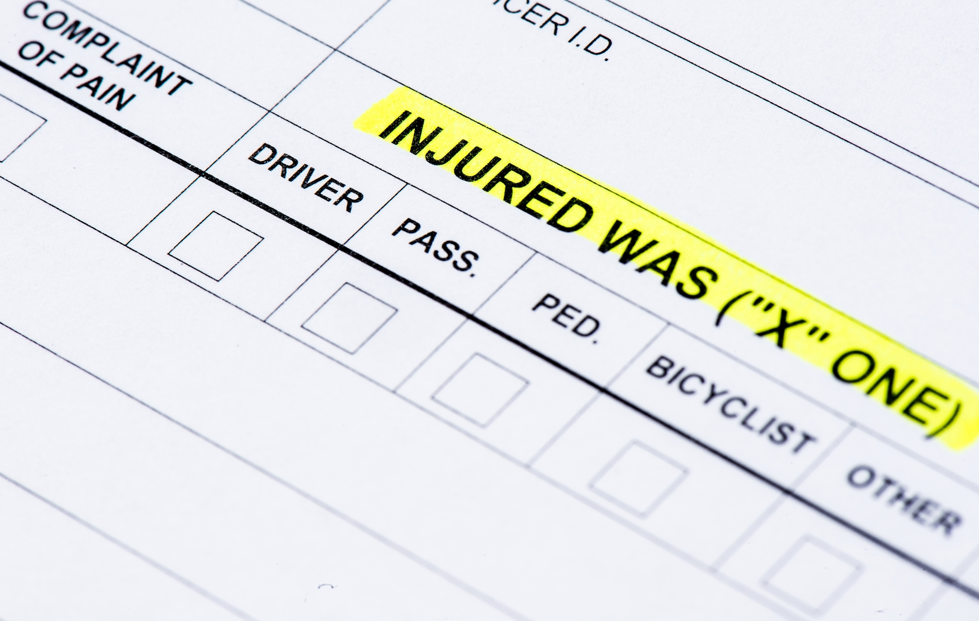 accident lawyer, car accident attorney